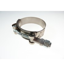 Stainless Steel Clamp for hose ID 4""
