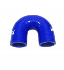 30mm Length 28x28mm - 180° Elbow Silicone - REDOX