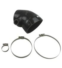 Silicone air hose removal resonator REDOX BMW E39 523i