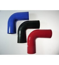 70mm - 90° Elbow Silicone - REDOX
