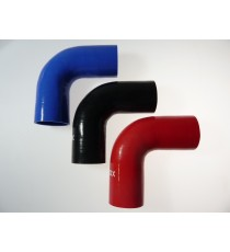 57mm - 90° Elbow Silicone - REDOX