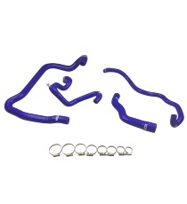 4 Silicone Coolant Hoses Kit for CITROEN AX 1.4 GTI LHD
