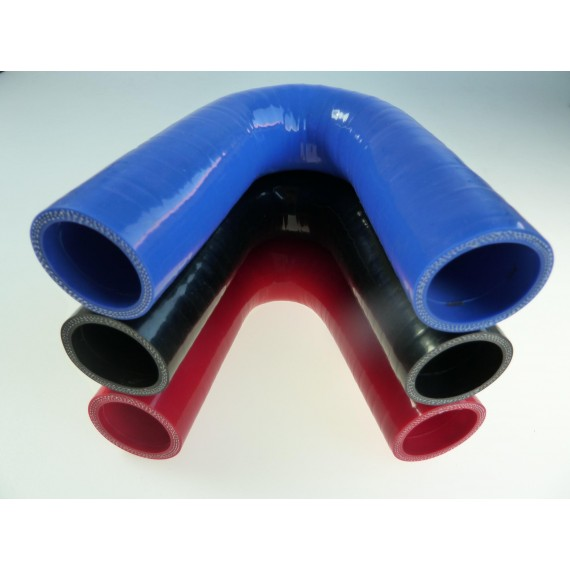 32mm - Coude 135° silicone - REDOX