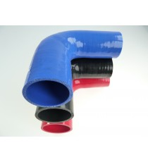 42-44mm Length 200x400mm - Reducer 90° Silicone - REDOX