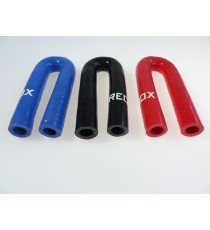 11mm - 180° Elbow Silicone - REDOX
