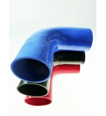 83mm - 90° Elbow Silicone - REDOX