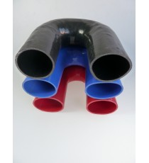 95mm - 180° Elbow Silicone - REDOX