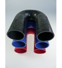 57mm - 180° Elbow Silicone - REDOX