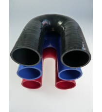 51mm - 180° Elbow Silicone - REDOX