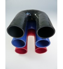 48mm - 180° Elbow Silicone - REDOX