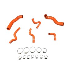 6 silicone hoses coolant kit REDOX for BMW E36 M3 3.0 S50B30