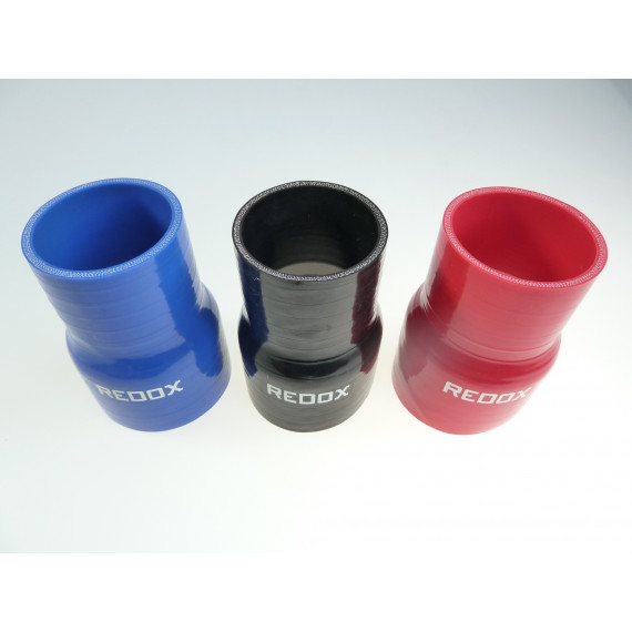 60-80mm - Reducer 90° Silicone RAL 6038 - REDOX