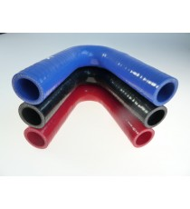 22mm - Coude 135° silicone - REDOX