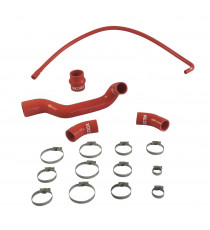 Kit 6 silicone coolant hoses REDOX RENAULT 25 BACCARA 2.8 V6 160cv