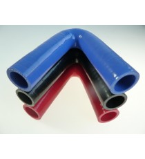 28mm - 135° Elbow Silicone - REDOX