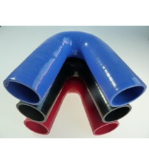 45mm - 135° Elbow Silicone - REDOX