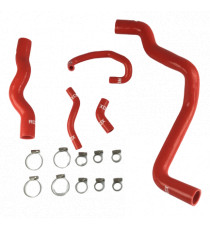 5 silicone coolant hoses kit REDOX for CITROEN DS3 RACING 202cv 207cv 2010-2015 EP6DTS engine