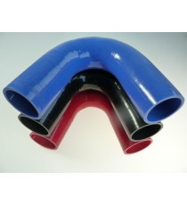 54mm - Coude 135° silicone - REDOX