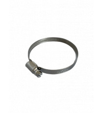 """Stainless Steel Clamp for hose ID 3,5"""""""