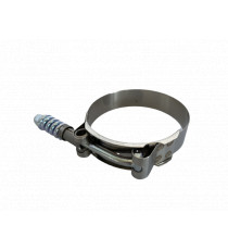 """Stainless Steel Clamp for hose ID 5"""""""