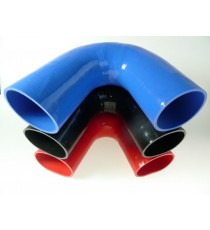 102mm - Coude 135° silicone - REDOX