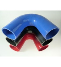 95mm - Coude 135° silicone - REDOX