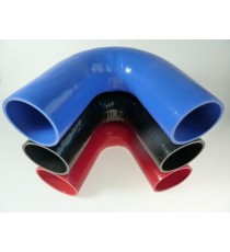 90mm - 135° Elbow Silicone - REDOX