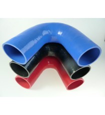 85mm - Coude 135° silicone - REDOX