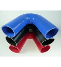 70mm - 135° Elbow Silicone - REDOX