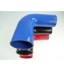 63-70mm - Réducteur 90° silicone - REDOX