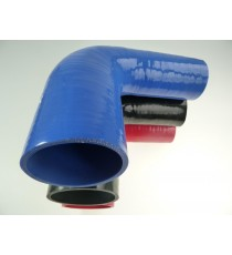 57-76mm - Reducer 90° Silicone - REDOX