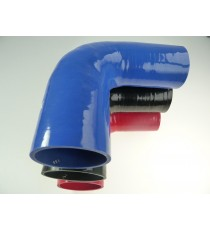 63-76mm - Réducteur 90° silicone - REDOX