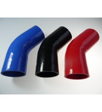 95mm - 45° Elbow Silicone - REDOX