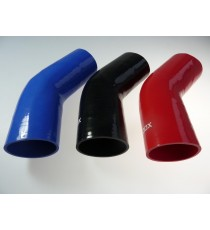 80mm - 45° Elbow Silicone - REDOX