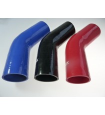 60mm - 45° Elbow Silicone - REDOX