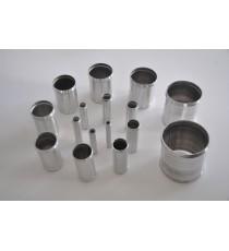 35mm - Manchon aluminium longueur 100mm - REDOX