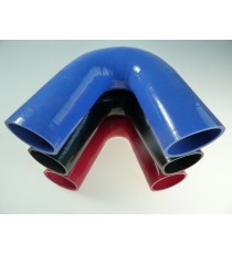 60mm - 135° Elbow Silicone - REDOX