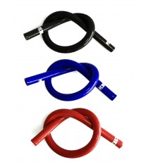 22mm - Silicone hose 1 meter SUPERFLEX - REDOX