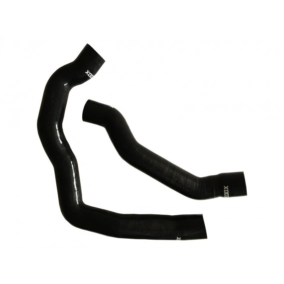 2 boost turbo air silicone hoses kit for ALFA ROMEO 156 2.4 JTD 175cv