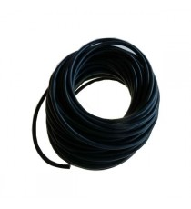 4mm BLACK - Coil Vacuum Hose Length 50 meters - REDOX