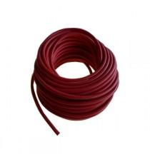 4mm RED - Coil Vacuum Hose Length 50 meters - REDOX