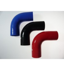 54mm Length 125mm - 90° Elbow Silicone - REDOX