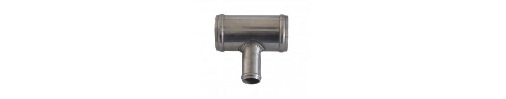 T Piece Aluminum Hose
